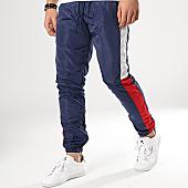 /achat-pantalons-joggings/terance-kole-pantalon-jogging-a-bandes-88031-bleu-marine-blanc-rouge-168298.html