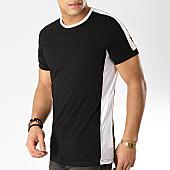 /achat-t-shirts/terance-kole-tee-shirt-a-bandes-98219-noir-blanc-dore-168308.html