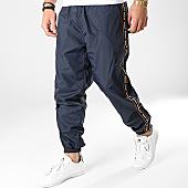 /achat-pantalons-joggings/timberland-pantalon-jogging-avec-bandes-ycc-tb0a1o94-bleu-marine-168184.html