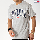 /achat-t-shirts/tommy-hilfiger-jeans-tee-shirt-collegiate-logo-5569-gris-chine-168313.html