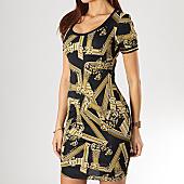/achat-robes/versace-jeans-robe-femme-print-tdm903-noir-renaissance-168193.html