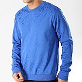 /achat-sweats-col-rond-crewneck/versace-jeans-sweat-crewneck-tup300-b7gta7f2-13910-bleu-roi-168204.html