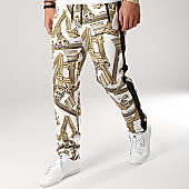 /achat-pantalons-joggings/versace-jeans-pantalon-jogging-a-bandes-renaissance-tum318-a2gtb1f5-s0504-blanc-168211.html