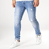 /achat-jeans/aarhon-jean-slim-a136-bleu-denim-168361.html
