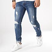 /achat-jeans/aarhon-jean-slim-a138-bleu-denim-168370.html