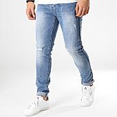 /achat-jeans/aarhon-jean-slim-a135-bleu-denim-168374.html