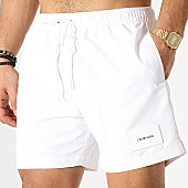 /achat-maillots-de-bain/calvin-klein-short-de-bain-drawstring-0296-blanc-168539.html