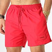 /achat-maillots-de-bain/calvin-klein-short-de-bain-drawstring-0296-rouge-168540.html