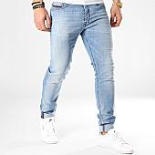 /achat-jeans/diesel-jean-slim-carrot-tepphar-00ckri-081al-bleu-wash-168375.html