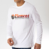 /achat-t-shirts-manches-longues/element-tee-shirt-manches-longues-glimpse-horizontal-blanc-168591.html
