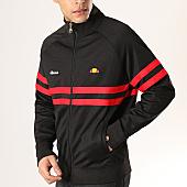 /achat-vestes/ellesse-veste-zippee-rimini-sha00892-noir-rouge-168360.html