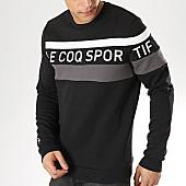 /achat-sweats-col-rond-crewneck/le-coq-sportif-sweat-crewneck-coq-dor-n2-noir-blanc-gris-dore-168491.html