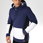 /achat-sweats-capuche/teddy-smith-sweat-capuche-col-zippe-spago-bleu-marine-blanc-168428.html