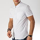 /achat-chemises-manches-courtes/teddy-smith-chemise-manches-courtes-cut-blanc-168433.html