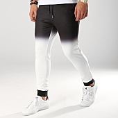 /achat-pantalons-joggings/terance-kole-pantalon-jogging-degrade-23199-noir-blanc-168502.html