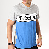 /achat-t-shirts/timberland-tee-shirt-logo-linear-a1oa4-gris-chine-168414.html