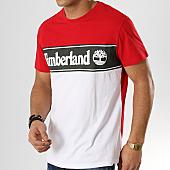 /achat-t-shirts/timberland-tee-shirt-logo-linear-a1oa4-blanc-noir-rouge-168418.html