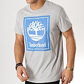 /achat-t-shirts/timberland-tee-shirt-stack-logo-a1oa2-gris-chine-bleu-clair-168449.html