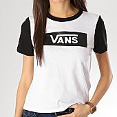 /achat-t-shirts/vans-tee-shirt-femme-tangle-ully-blanc-noir-168439.html