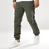 /achat-pantalons-joggings/wrung-pantalon-jogging-nine-vert-kaki-168488.html