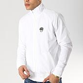 /achat-vestes/wrung-veste-zippee-ninety-blanc-noir-168495.html