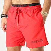 /achat-maillots-de-bain/calvin-klein-short-de-bain-drawstring-0300-rouge-168620.html