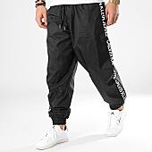 /achat-pantalons-joggings/calvin-klein-pantalon-jogging-11357-noir-blanc-168741.html