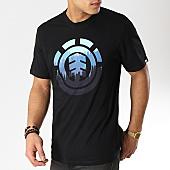 /achat-t-shirts/element-tee-shirt-glimpse-icon-noir-168616.html