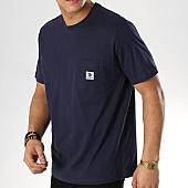 /achat-t-shirts-poche/element-tee-shirt-poche-basic-pocket-label-bleu-marine-168644.html