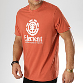 /achat-t-shirts/element-tee-shirt-vertical-bordeaux-chine-168659.html