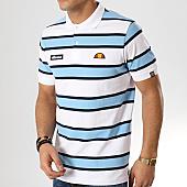/achat-polos-manches-courtes/ellesse-polo-manches-courtes-marono-sha06338-blanc-bleu-clair-168632.html