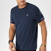 /achat-t-shirts/le-coq-sportif-tee-shirt-tech-n1-1910420-bleu-marine-argente-168678.html
