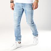 /achat-jeans/le-temps-des-cerises-jean-slim-711-bleu-denim-168812.html