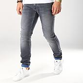 /achat-jeans/le-temps-des-cerises-jean-slim-711-gris-anthracite-168816.html