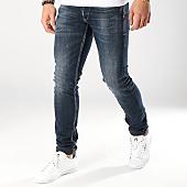 /achat-jeans/le-temps-des-cerises-jean-slim-711-bleu-denim-168817.html