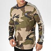 /achat-t-shirts-manches-longues/adidas-tee-shirt-manches-longues-camouflage-dv2055-vert-kaki-168905.html