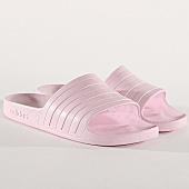 /achat-claquettes-sandales/adidas-claquettes-femme-adilette-aqua-f35547-lilas-168979.html