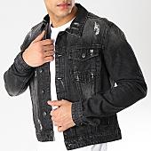 /achat-vestes-jean/frilivin-veste-jean-l743-noir-168834.html
