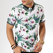 /achat-polos-manches-courtes/frilivin-polo-manches-courtes-floral-mp901-blanc-168845.html