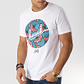 /achat-t-shirts/kpoint-tee-shirt-huuh-wax-blanc-169066.html