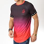 /achat-t-shirts-longs-oversize/sinners-attire-tee-shirt-oversize-degrade-dip-dye-noir-violet-rouge-168860.html