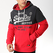 /achat-sweats-capuche/superdry-sweat-capuche-store-panel-m20993nt-rouge-gris-anthracite-168983.html