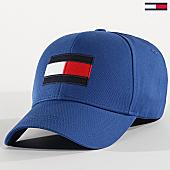 /achat-casquettes-de-baseball/tommy-hilfiger-jeans-casquette-big-flag-am0am04508-bleu-roi-168937.html