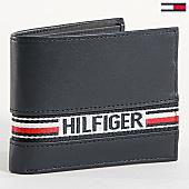 /achat-portefeuilles/tommy-hilfiger-jeans-portefeuille-tape-4561-mini-bleu-marine-168944.html
