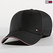 /achat-casquettes-de-baseball/tommy-hilfiger-jeans-casquette-elevated-am0am04651-noir-168969.html