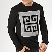 /achat-sweats-col-rond-crewneck/uniplay-sweat-crewneck-uy338-noir-168891.html