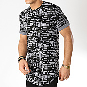 /achat-t-shirts-longs-oversize/uniplay-tee-shirt-oversize-uy337-noir-gris-chine-168915.html