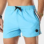 /achat-maillots-de-bain/american-people-short-de-bain-avec-bandes-surfing-bleu-clair-169085.html