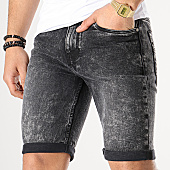/achat-shorts-jean/american-people-short-jean-trefle-gris-anthracite-169101.html