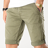 /achat-shorts-chinos/american-people-short-chino-terry-vert-kaki-169106.html